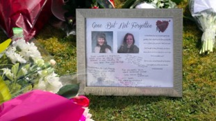 Tributes were paid to the mother and daughter