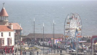 Busy day at Scarborough