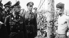 Heinrich Himmler and Horace Greasley