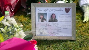 Teenagers admit killing mother and daughter