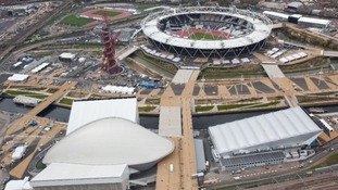 London 2012 to come in nearly £400m under budget