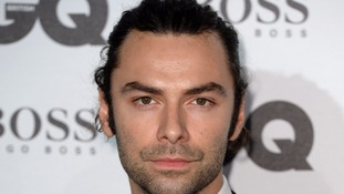 Poldark star Aidan Turner crowned best TV actor at GQ Men of the Year Awards