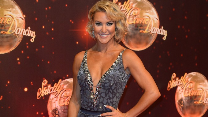 greg rutherfords wife strictly come dancing