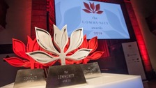 Previous Community Awards ceremony