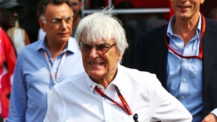 Ecclestone asked to stay on at Formula One amid takeover talks