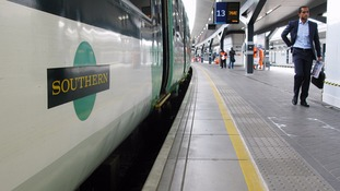 Southern rail two-day strike: passengers face travel chaos