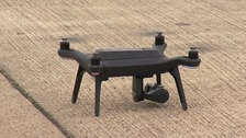 Drones are the latest in new technology to join the frontline