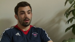 Paralympian Jonathan Drane from Norwich is aiming for a medal