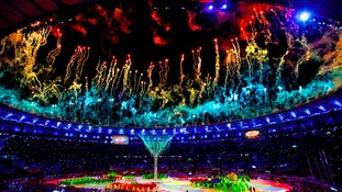 The opening ceremony will kick-start the Games from the Maracana Stadium