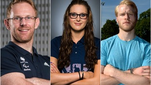 There are almost thirty competitors from the East in the Paralympics GB Squad.