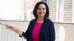 Caroline Flint is the first to publicly declare she will run