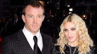 Guy Ritchie and Madonna were married for eight years.