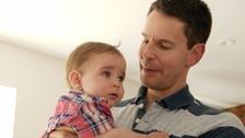 Cam & his son Alexander