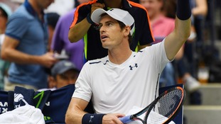 Andy Murray crashes out of US Open in five-set thriller