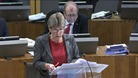 Jane Hutt answers urgent question in the Assembly