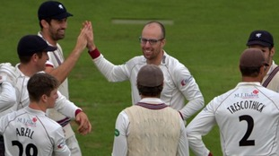 Somerset a step closer to their first ever Championship title after dramatic win