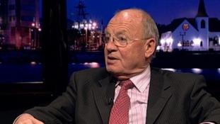 Llanelli AM Keith Davies