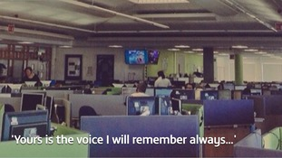 'I am the voice who called out 'NO!' before you jumped: moving stories from a police call centre