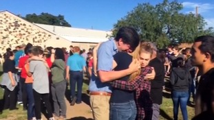 Girl, 14, shot female classmate then turned gun on herself in Texas high school attack