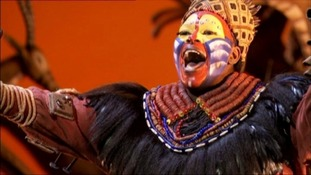 The Lion King Production