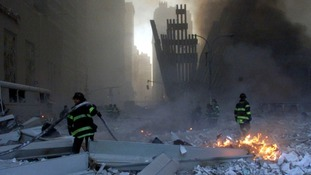 The three men were among the first FDNY responders in the aftermath of the 2001 attacks on the World Trade Center