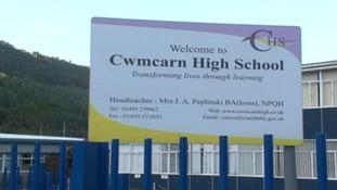 Cwmcarn school