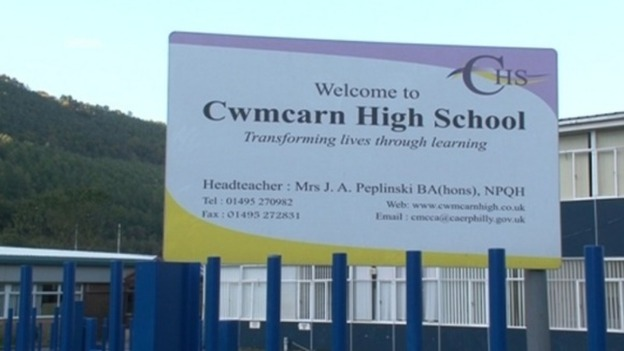 Cwmcarn school