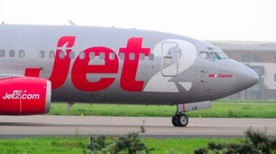 Jet2 fly out of Leeds-Bradford airport