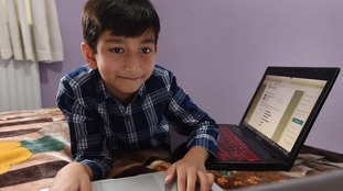 Meet the world's youngest computer programmer from the Midlands