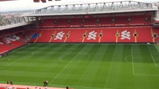 New stand at Anfield has taken years to plan