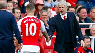 Arsenal manager Arsene Wenger insists Jack Wilshere has a future at the club