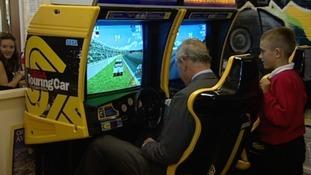 Prince Charles computer game
