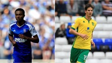Ipswich Town and Norwich City are both in action this weekend.