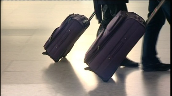 Unions are balloting baggage workers at Stansted Airport