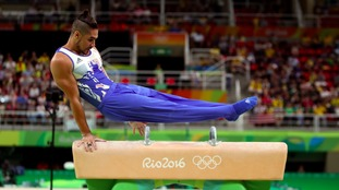 Fancy the chance to challenge Olympic medallist Louis Smith?