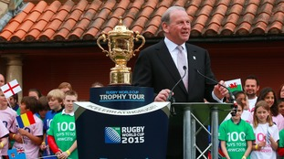 Andy Cosslett nominated to become next Rugby Football Union chairman