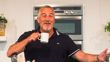 TV Chef Paul Hollywood will be swapping the rolling pin for a steering wheel this weekend.