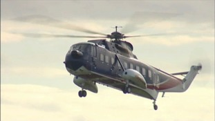 'I will put it back': the landowner determined to reinstate Isles of Scilly helicopter service