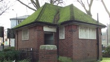 The old public conveniences on Icknield Street in Birmingham are going under the hammer today.