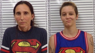Married mother and daughter facing incest charges