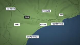 Hythe map