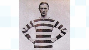 Donald Bell played for Bradford Park Avenue