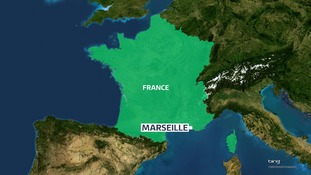French police find second car containing gas cylinders