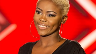 Gifty Louise in for another shot at X Factor boot camp
