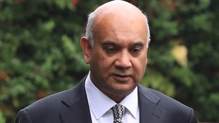 Keith Vaz's wife says she will forgive him over male escorts scandal