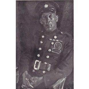 George Arthur Roberts served in the First World War and went on to become a firefighter.