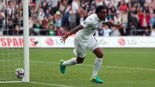 Swansea draw against Chelsea with two late goals