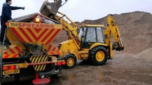 New technology lets Staffordshire fight snow and ice this winter