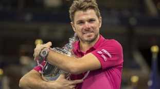 Victory at Flushing Meadows was Wawrinka's third Grand Slam win
