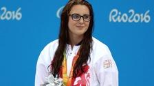 Jessica-Jane Applegate won silver in Rio.
